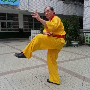 谈清云黄帝道100问(49-50):练功姿势如何选择(行、站、坐、卧)?